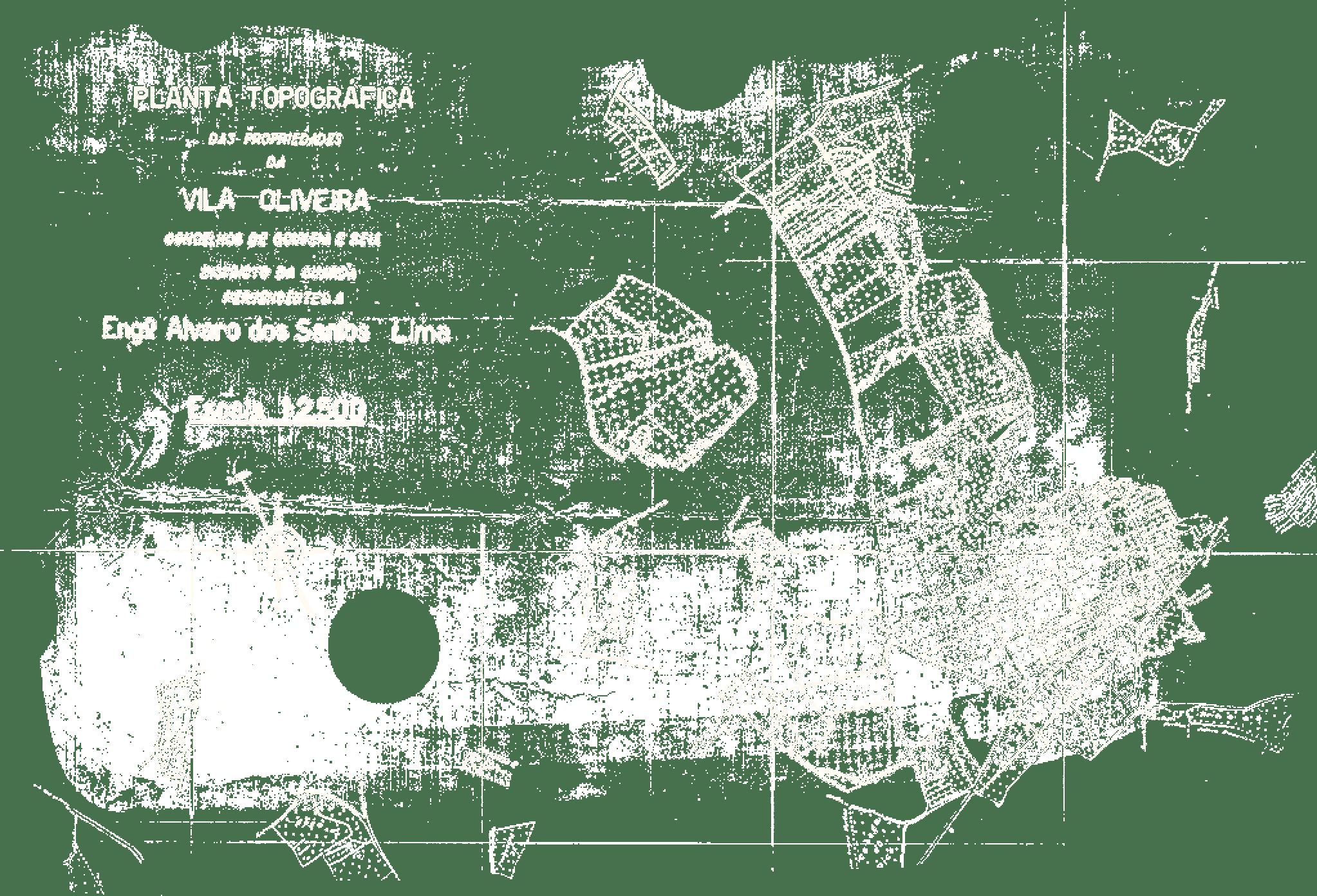 Planta topográfica