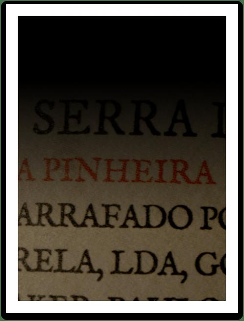 Tinta Pinheira